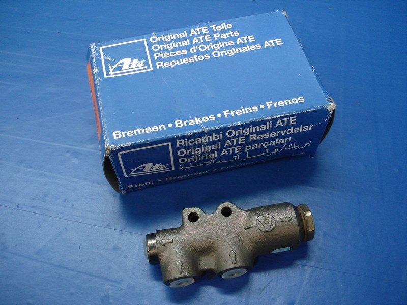 Autobahn Parts Brakes Bmw E30 325e 325i Oem Ate Brake Pressure Regulator 34341156716