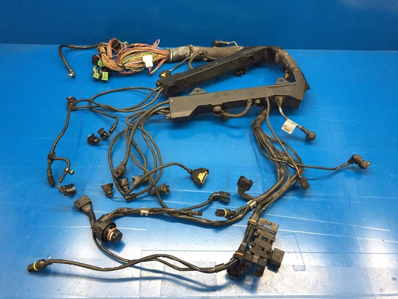 autobahn parts electrical bmw n62 n62n 4 4l v8 oem dme auto engine wiring harness complete