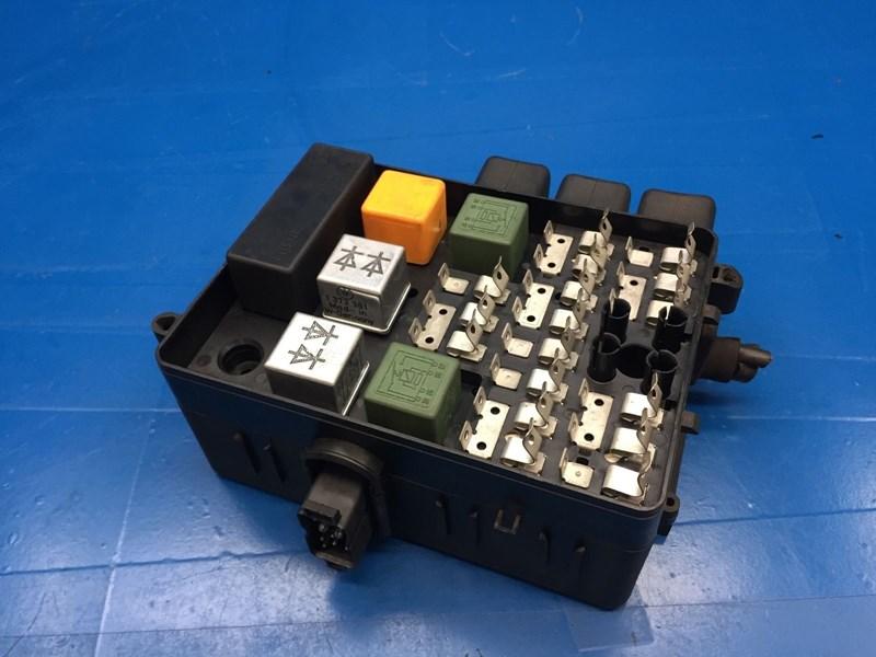 E28 Fuse Box - Online Schematic Diagram •
