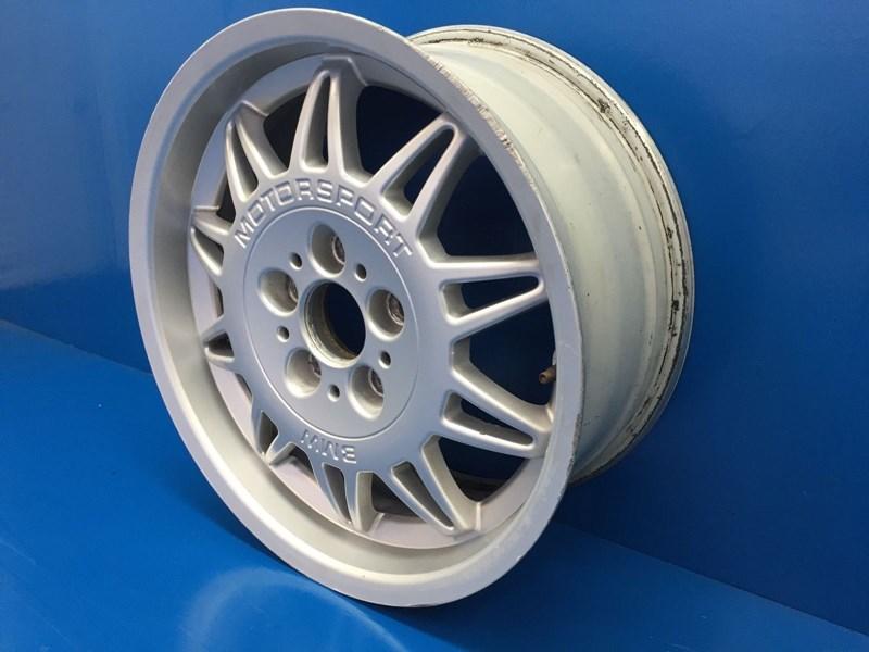 Autobahn Parts Rims Bmw E36 M3 1995 Style 22 Motorsport