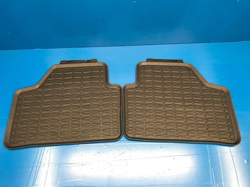 Autobahn Parts - Body, BMW X3 F25 (2009-2017) OEM All Weather Rubber Floor Mats Set of 4 (Like ...