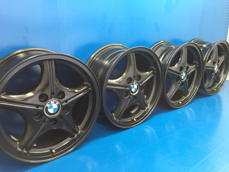 Autobahn Parts Rims Bmw Z Star Style 35 Oem 16x7 Wheel