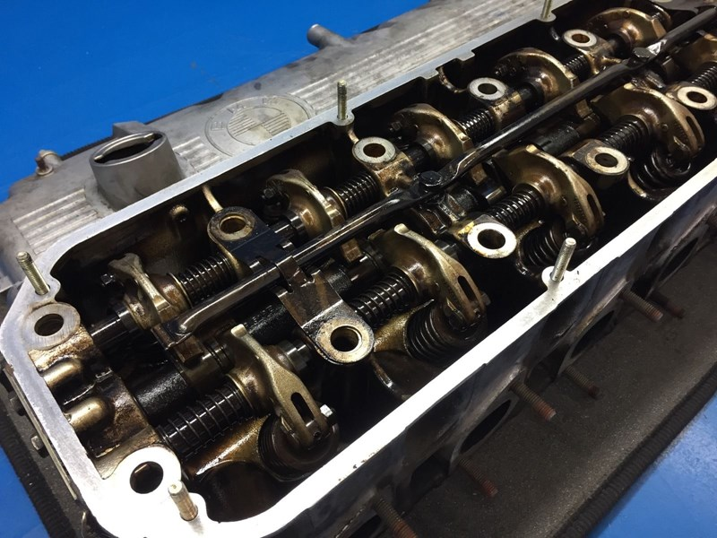 El Cajon Bmw >> Autobahn Parts - Engine, BMW M30B34 OEM 3.5L Cylinder Head w/ Valve Cover (E12, E24, 3.0CSL ...