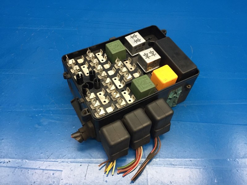Autobahn Parts - Electrical, BMW E28 5' E23 7' OEM Fuse Box Part#  61131369596 (Terminal Excellent Used Condition!), 61131369596Autobahn Parts