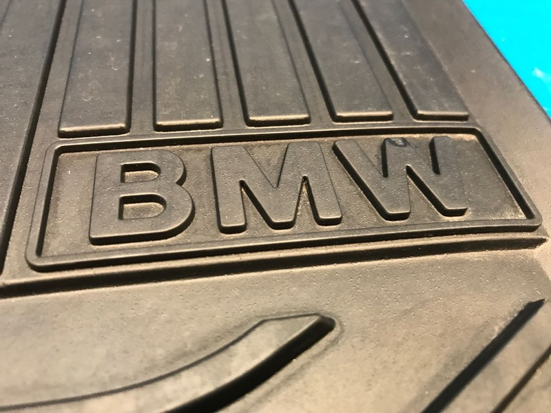 Autobahn Parts Body Bmw Z4 E89 2008 2016 Oem Rubber All Weather Front Floor Mats Anthrazit