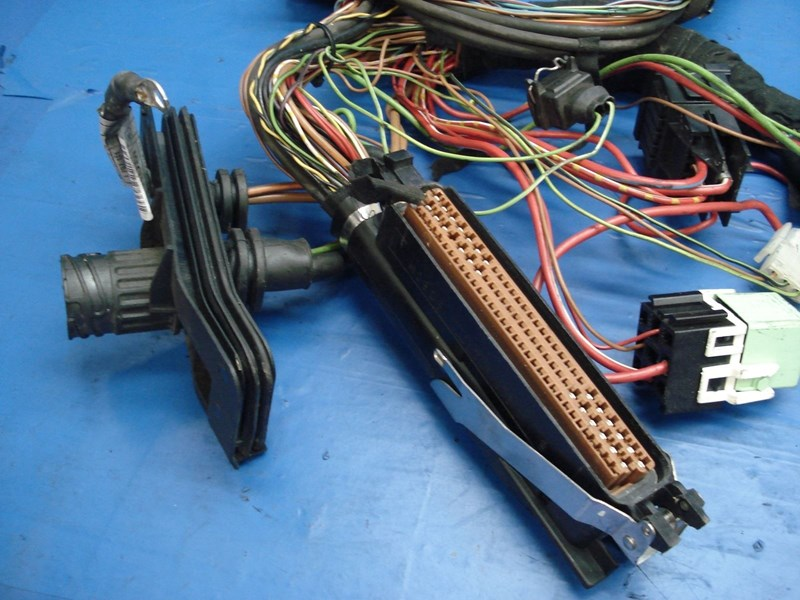Bmw E39 Engine Harness Diagram Simple Wiring Diagrams