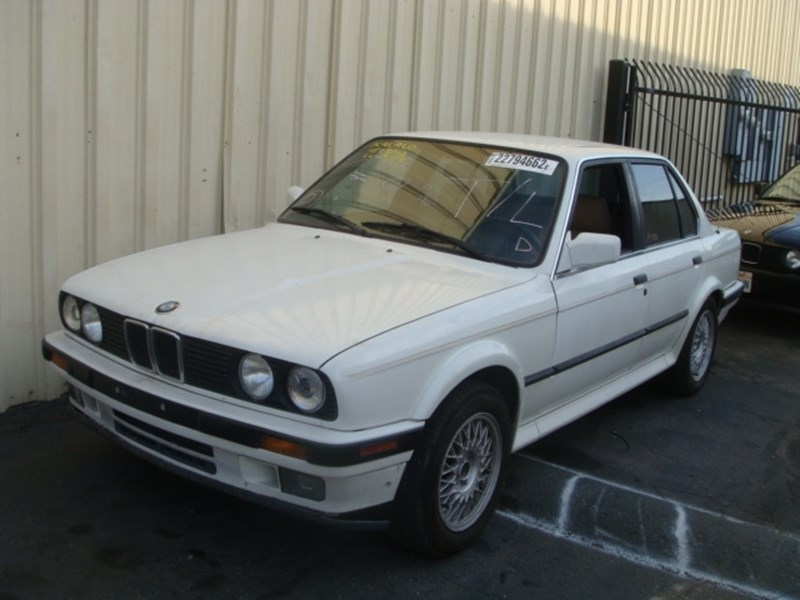 Autobahn Parts BMW Series E Ix BMW Ix - Bmw 325ix