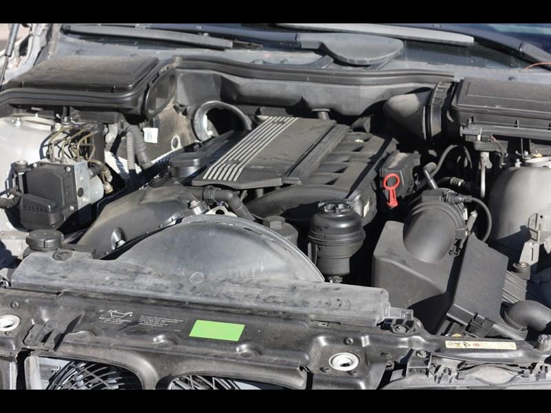 Autobahn Parts BMW Series E I BMW I - 2002 bmw 530i engine