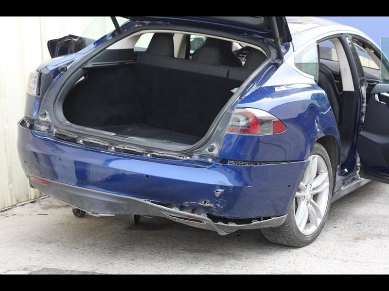 Autobahn Parts Tesla Tesla Tesla Model S 2015 Tesla