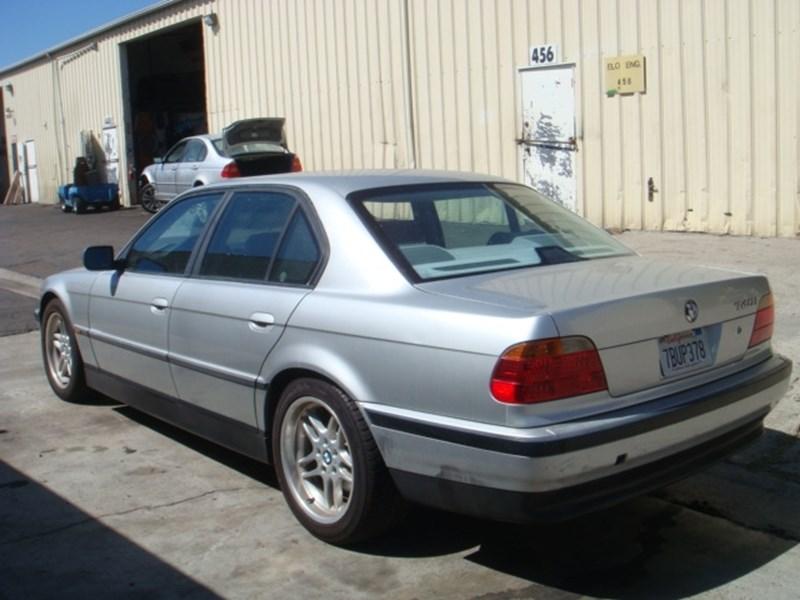 Autobahn Parts - BMW, 7 Series, E38, 740i, 1999 BMW 740i