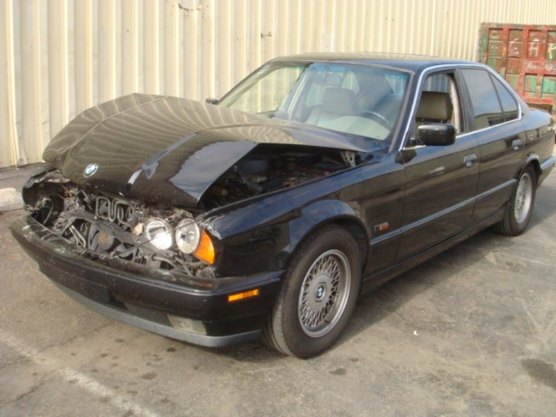 Autobahn parts bmw 5 series e34 540i 1995 bmw 540i sciox Image collections