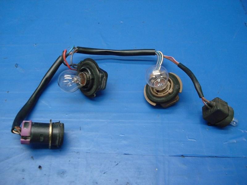 autobahn parts electrical porsche 911 964 oem tail light wiring rh autobahnparts com Porsche 911 Wiring Harness Engine Wiring Harness