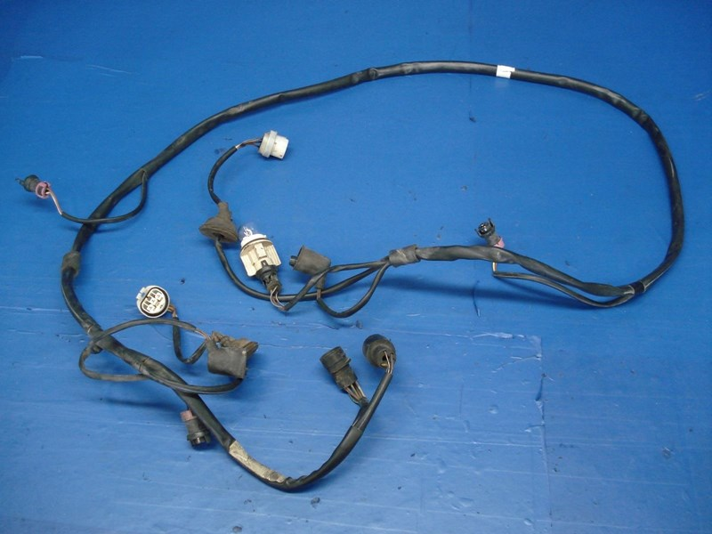 1 108?v=636094781890000000 autobahn parts electrical, porsche 911 964 oem headlight wiring oem 2010 sentra headlight wiring harness plug at crackthecode.co