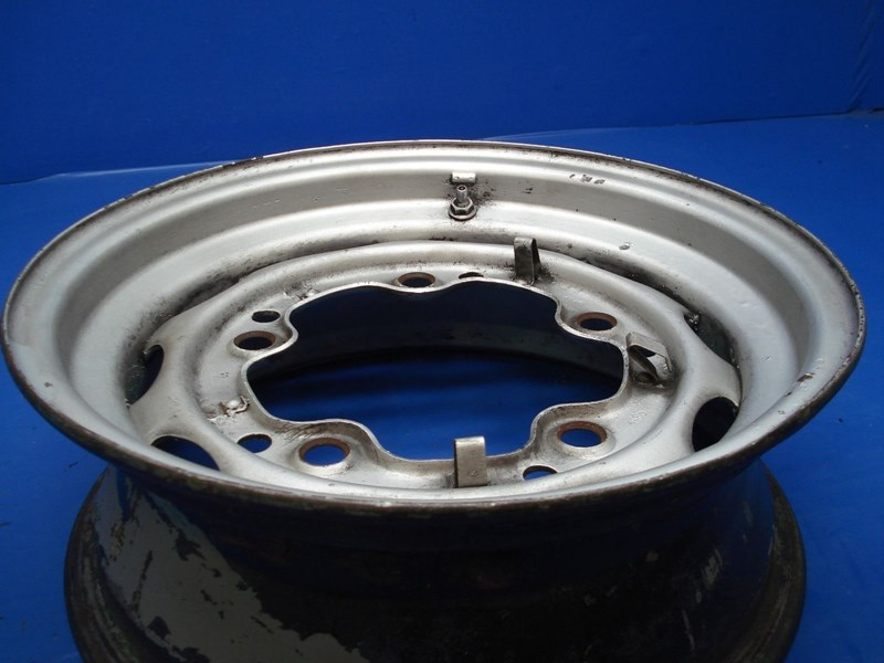 Autobahn Parts Rims Porsche 356 Oem Lemmerz Steel Wheel