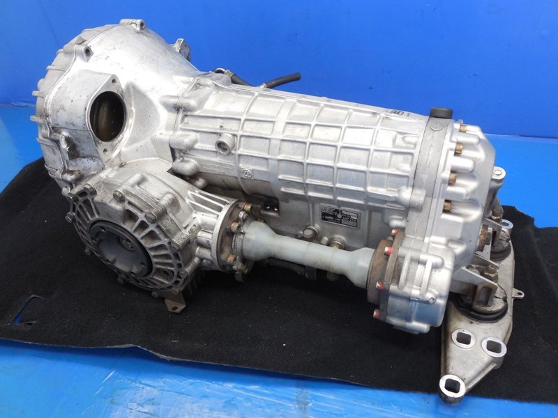 Autobahn Parts Transmission Porsche 911 964 Oem 4hp22