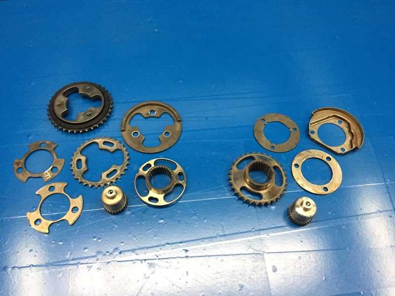 Used Bmw Z4 >> Autobahn Parts - Engine, BMW M54 OEM Upper Timing Vanos Sprocket + Spline Shafts Assembly Intake ...