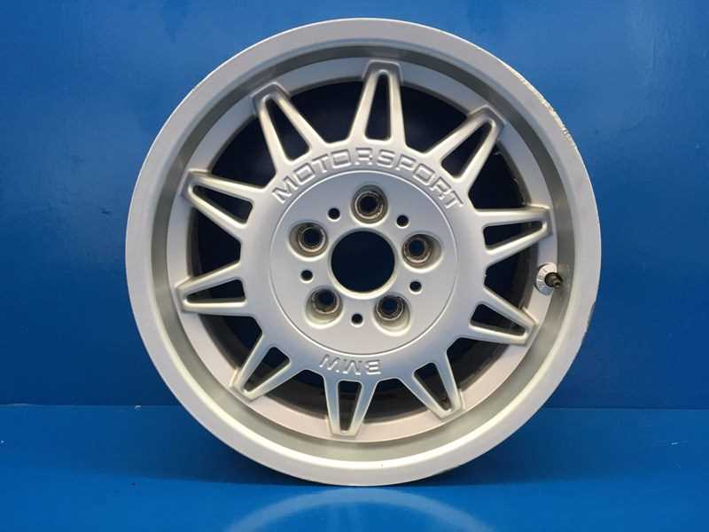 Autobahn Parts Rims Bmw E36 M3 1995 Style 22 Motorsport 17x7 5 Double Spoke Rim 36112227194