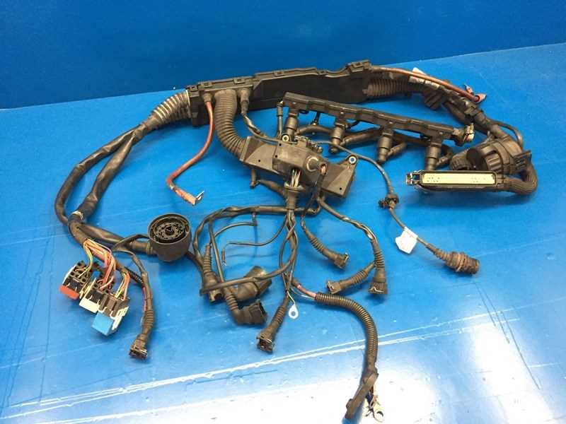 Autobahn Parts Electrical Bmw E36 316i 318i Dme Wiring