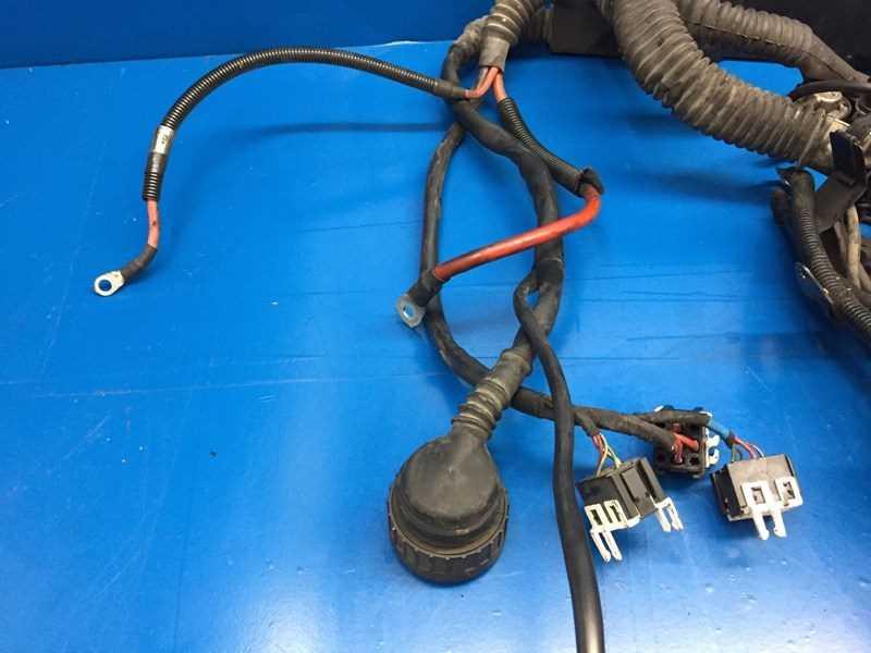 autobahn parts electrical, bmw 1995 e36 m3 s50 3 0l m50 oem obd1 1988 dodge dakota engine wiring diagram bmw, 1995, e36, m3, s50, 3 0l, m50, oem, obd1, wiring, harness, injector, rail