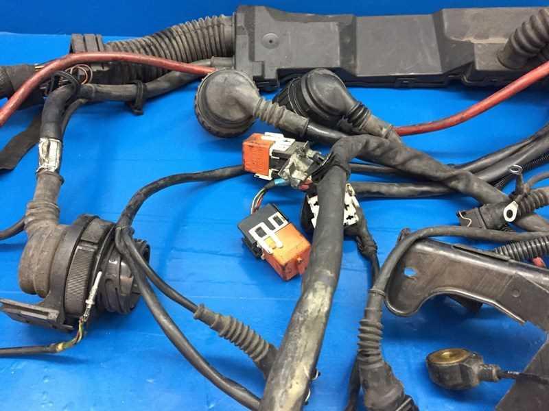 Bmw E36 Automatic Transmission Wiring Diagram : Autobahn parts transmission bmw e i oem automatic