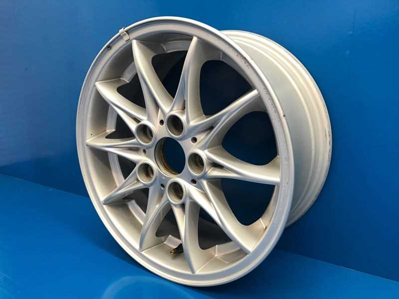 Autobahn Parts Rims Bmw Z4 E85 2003 2005 Style 104