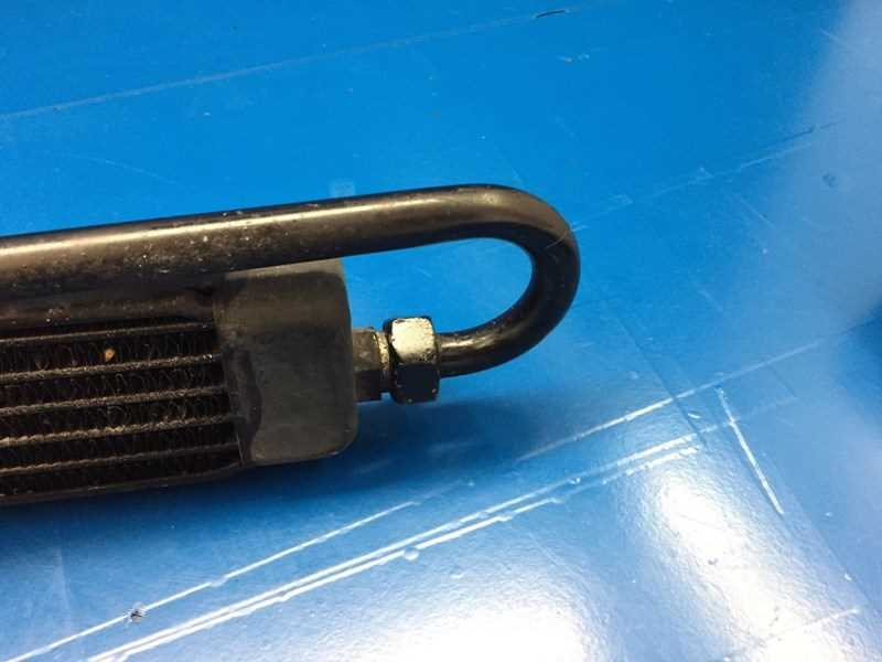 Autobahn Parts Engine Bmw E30 3 Series Oem Oil Cooler W