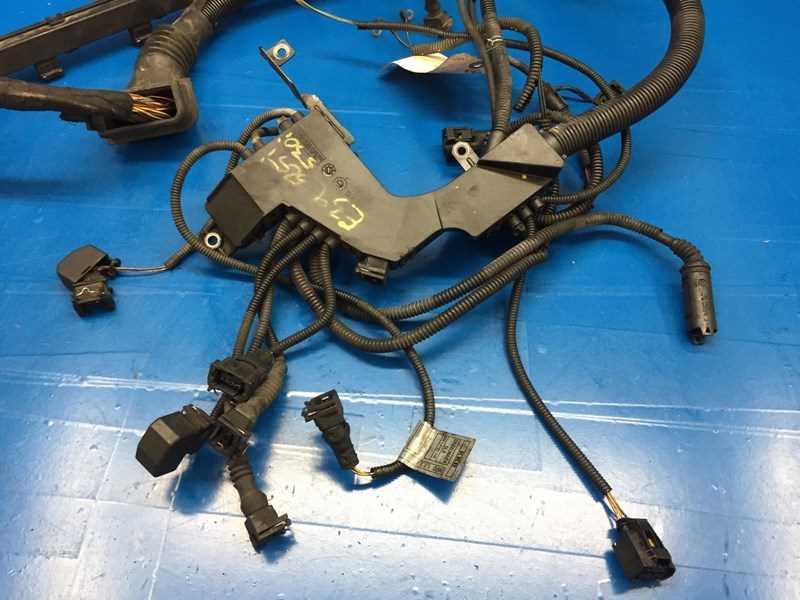 autobahn parts engine bmw e39 520i 525i 530i oem engine wiring rh autobahnparts com e39 stereo wiring harness bmw e39 wiring harness