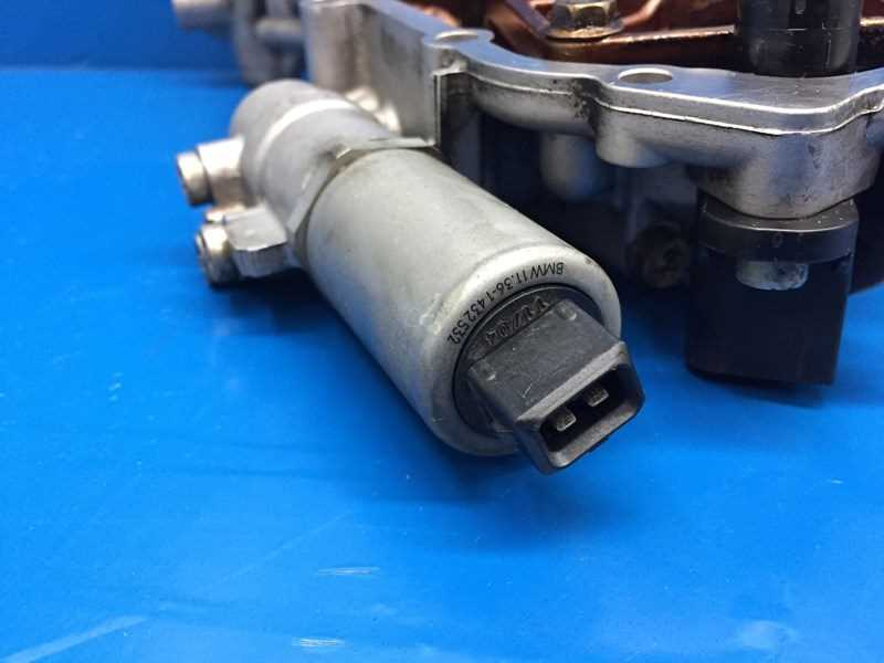 Autobahn Parts Engine Bmw E46 E39 E60 M54 3 0l Oem Dual Vanos A T Timing Unit W Solenoids