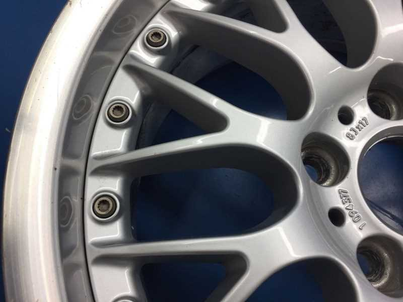 Autobahn Parts Rims Bmw 5 Series E39 Style 42 Two Piece