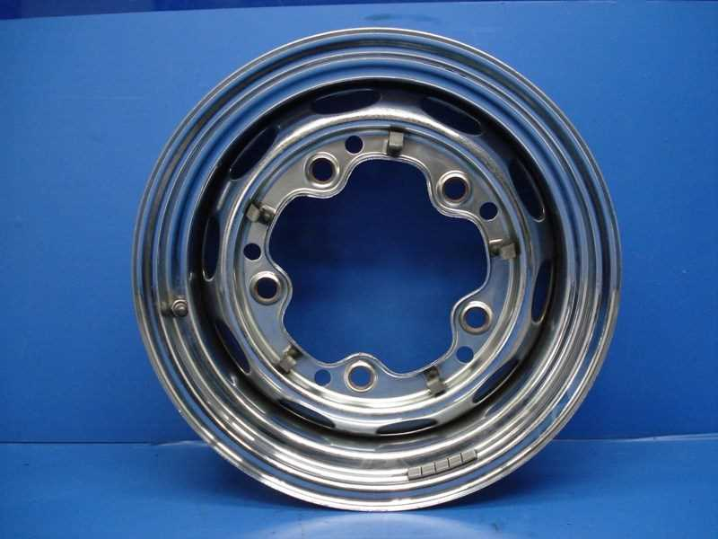 Autobahn Parts Rims Mangels Vw Porsche Steel Wheel 5 5