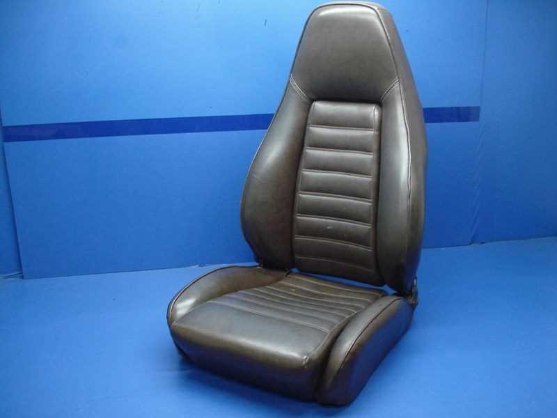 Autobahn Parts Interior Porsche 911 944 Oem Sport Seat