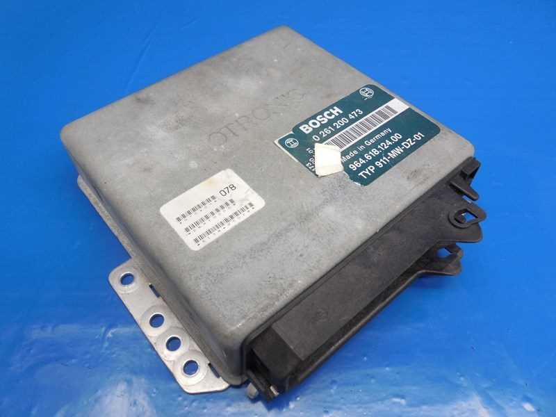 Autobahn Parts - Electrical, Porsche 911 964 3 6 OEM Bosch DME ECU